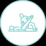 Sports Massage Icon